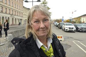 Annica Näsberg, 58, busschaufför, Sundsvall: