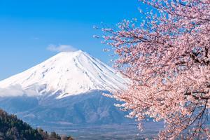 Nu har Japan en dag för att fira sina berg.