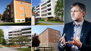 Jörgen Edsvik, S, röstade emot försäljningen av 803 lägenheter hos Gavlegårdarna.