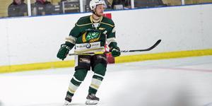 Emil Ax gjorde två powerplay-mål mot Köping.