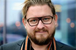 Aftonbladetjournalisten Fredrik Virtanen. Foto: Anders Wiklund/TT