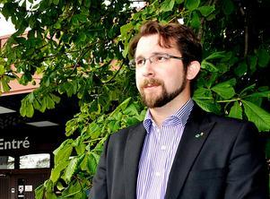 Hans Forsberg, ordförande i infrastrukturutskottet.