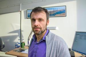 Örjan Jervidal, förvaltningschef på Teknisk förvaltning.