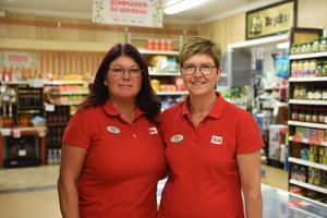 Systrarna har drivit butiken tillsammans i 10 år.