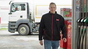 Alve Kjellström gillar utmaningar. Att axla rollen som Circle K:s yngsta stationschef passar honom således utmärkt.
