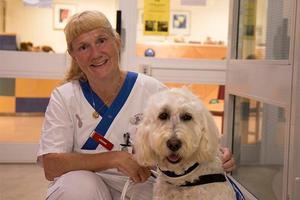 Ann Edner är barnläkare och startade projektet