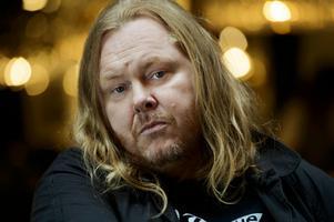 Mattias Alkberg kommer till Borlänge i höst. Arkivbild.Foto: Henrik Montgomery / TT