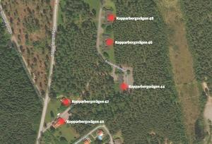 Källa: Bing maps