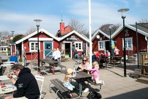 Hamnbodarna i Nynäshamns gästhamnsområde öppnar för säsongen.