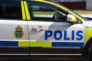 Polisen ryckte ut på ett inbrott men när de kom fram till bostaden i Arboga, var tjuven borta.