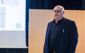 Leif Olsson, ekonomiansvarig, VSK Bandy
