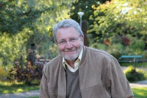 Anders Bergsten, distriktsordförande SPF-seniorerna Hälsingland