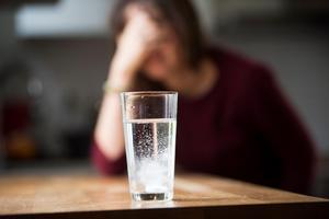 Smärtlindringen ges i tablettform, inte som vid metadonprogram när missbrukare får hjälp.