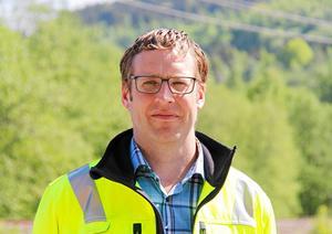 Jan Eriksson, chef på kultur- och teknikförvaltningen i Timrå.