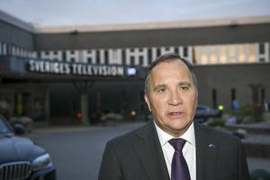 Statsminister Stefan Löfven (S) leder ett parti som inte vill veta av liberala