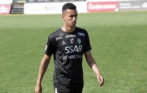 Samuel Aziz kan få chansen mot Gais i och med Simon Alexanderssons flytt till Norge.