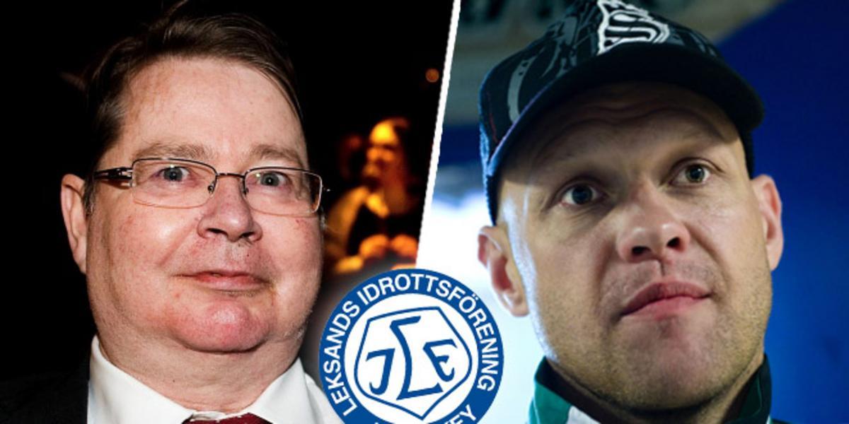 Galna storyn när Ejendal försökte värva Andreas Johansson till LIF: