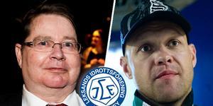 Lyssna på hela podcasten för att höra Andreas Johansson berätta om beloppet han tänkte skriva på pappret, känslorna för LIF, varför han tackade nej till Ejendal och hur han såg på karriäravslutet i Dalarna.  Foto: DT/Hockeypuls.