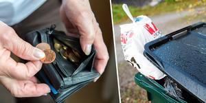 Kostnadsökningen för den som bor i villa och har en så kallad grön tunna blir 11,50 kronor i månaden.
