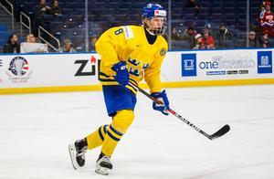 På plats i Dallas kommer Filip Johansson få se Rasmus Dahlin bli den andre svensken genom tiderna att väljas först i draften.