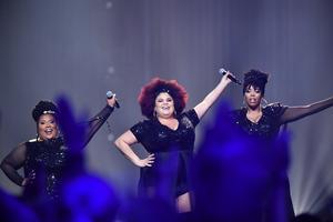 The Mamas, bestående av Ashley Haynes, LouLou Lamotte och Dinah Yonas Manna, tog hem Melodifestivalen 2020 med låten Move. Låtskrivare: Melanie Wehbe, Patrik Jean, Herman Gardarfve.