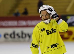 Micha Svechnikov är Ljusdals supervärvning och matchen mot Hellmyrs United blir hans första på Idrottsparken i Ljusdal sedan återkomsten.