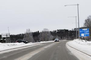 Enligt Trafikverket behövs ingen rondell vid Grovan-Höga.