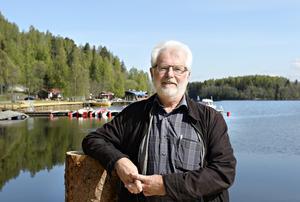 Lars Holmberg - projektledare besöksnäring i Höga kusten