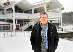 Håkan Buller (S) ordförande i stadsbyggnadsnämnden.