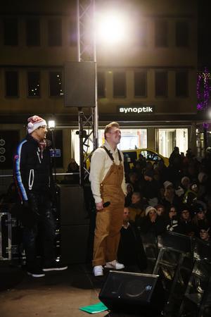 Härnösands kommun hade gjort en hyllningsfilm till en märkbart rörd Gotte.
