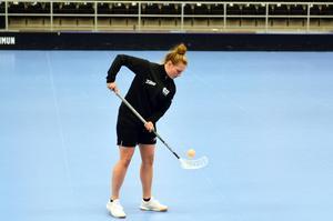 Ida Sundström blev omskolad till center för några år sedan.