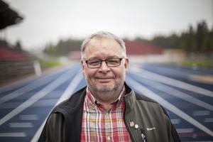 Johan Öholm, fritidschef, Livsmiljö Gävle, Gävle kommun. Arkivbild.