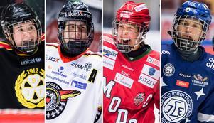 Brynäs-Luleå och Modo-Leksand ser du på Hockeypuls som Plus-kund.