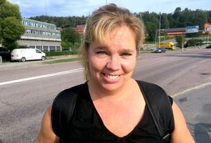Maja Sundholm Lepistö, 48 år, jobbar med HR-frågor, Sundsvall:
