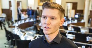 Markus Allard leder Örebropartiet.