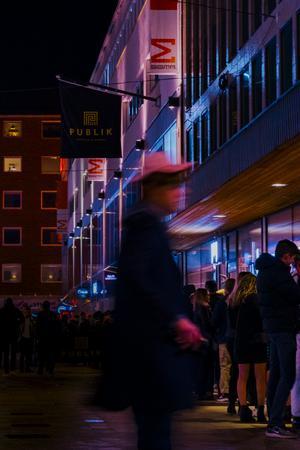 Publiks krögare Patrik Redebrandt delar polisens uppfattning att kokain blir allt mer vanligt förekommande på Västeråskrogarna.