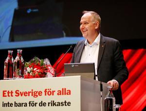 Jonas Sjöstedt – inflytelserik V-ledare.