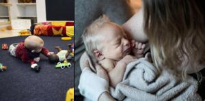 Listan över de populäraste bebisnamnen i Nynäshamn skiljer sig en del från den nationella  listan. Foto: Christine Olsson/TT