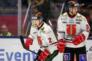 Rasmus Rissanen och Kristian Näkyvä. Bild: Peter Holgersson/Bildbyrån