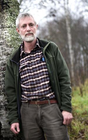 Börje Dahlén anser att blyhaltig ammunition ska sluta användas helt.
