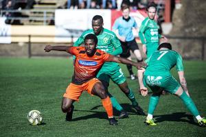 Gottne och Ytterhogdal bjöd på en mål- och fotbollsfest.