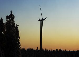 Mark- och miljödomstolen säger nej till en höjning av tillståndet för vindkraftverk på Sandtjärnberget och Ängersjökölen.