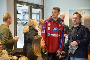 Simon Jansson och Mathias