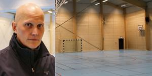 Nu står Svenstaviks nya sporthall klar och bara detaljer återstår att fixa innan den kan invigas.