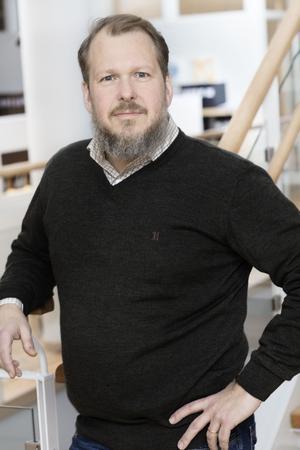 Istället för veteranen Ulf Spendrup medverkar Spendrups vice vd, Johan Spendrup på Företagarnas Dag. Foto: Niklas Palmklint