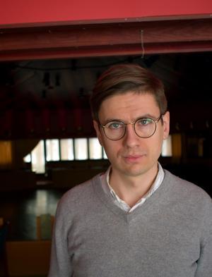 Víkingur Ólafsson, konstnärlig ledare för Vinterfest