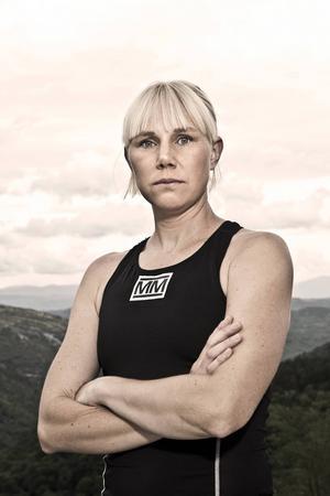 Anna Olsson klev in i årets upplaga av Mästarnas mästare i söndags och vann en av tre tävlingar,