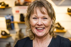 Lena Lundström Nordin är utbildad fotterapeut och tycker att människor borde bry sig om sina fötter mer.