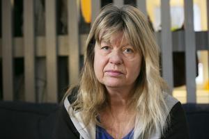 """""""Jag vet inte hur jag skulle betett mig om jag inte fått tag på en kompis"""", säger Annica Tegskär."""