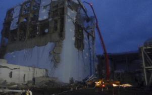 Hur omfattande katastrofen är efter Fukushima är ännu inte klarlagt. Tokyo Electric Power Co.
